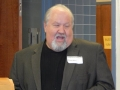 Ray Stedenfeld speaks about advocacy