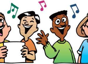singers clipart