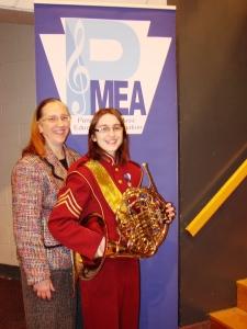 PMEA District 9 District Band Read-Through @ University of Scranton | Scranton | Pennsylvania | United States